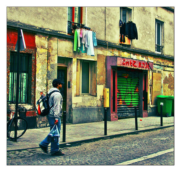 Rue Ste Marthe