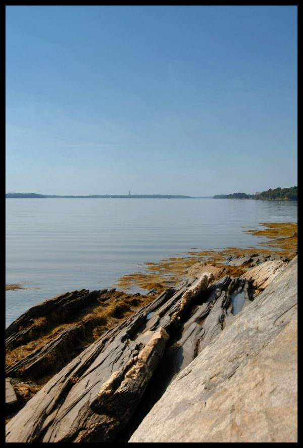 Wolf Neck State Park