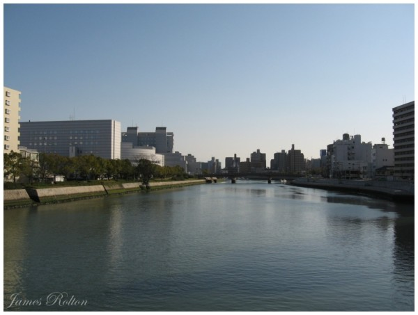 City on the River 1