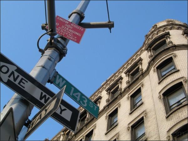 143rd St. New York, NY. 07/2007