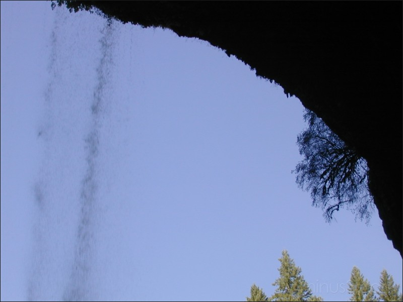 Silver Falls, OR. 09/2003.