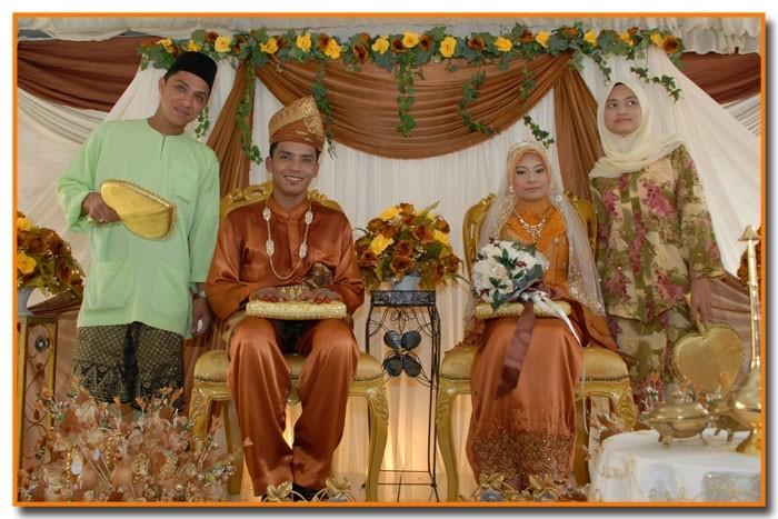 Majlis Perkahwinan Reena & Razis