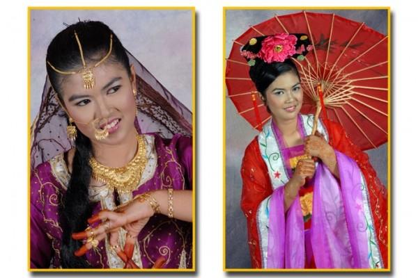Majlis Pernikahan & Persalinan Aziera & Alias
