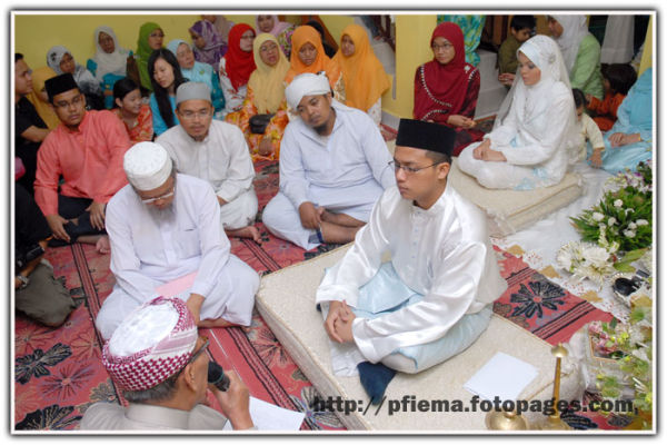 Majlis Perkahwinan Siti Hajar & Effendi (18/10/08)