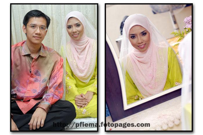 Majlis Pertunangan Siti Rapisah (26/10/08)