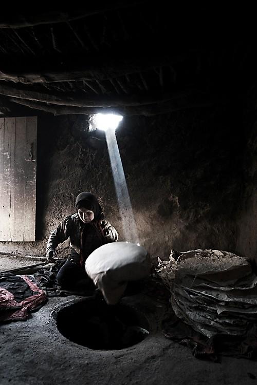 Iran Alamout Bread