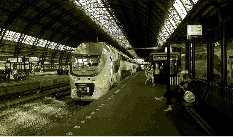 Tren parat