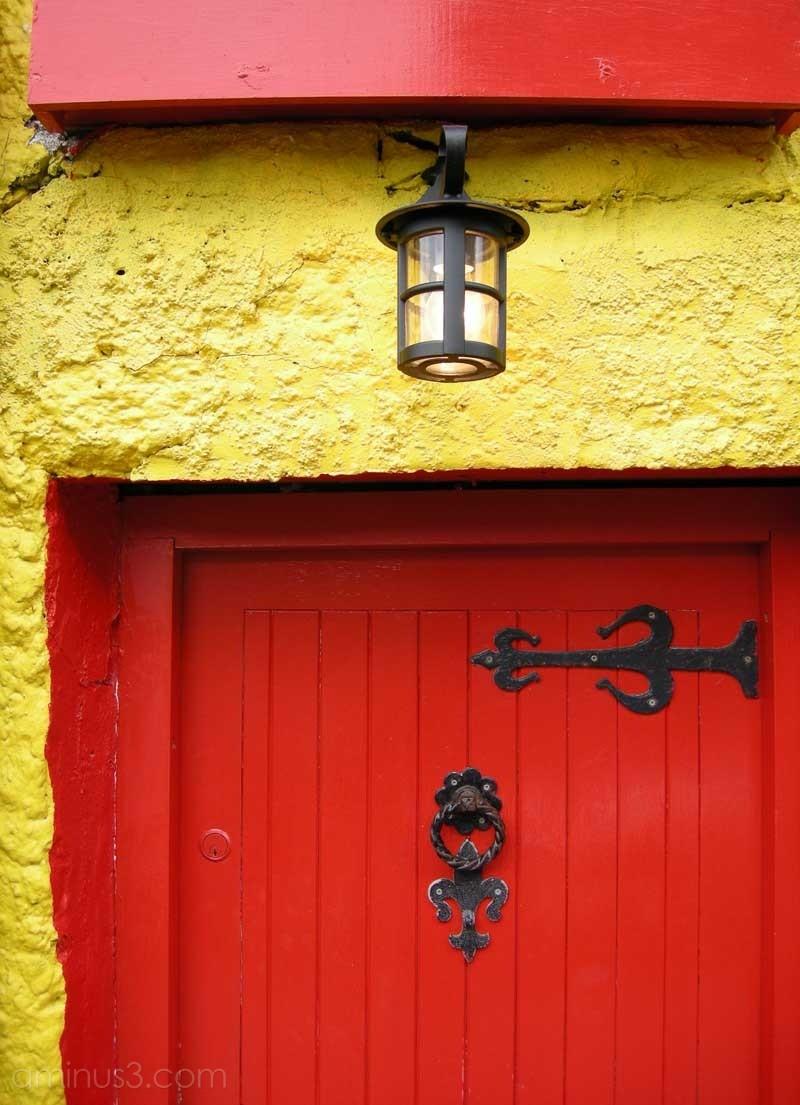 Irish Door II