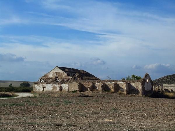 ruinas casas rural