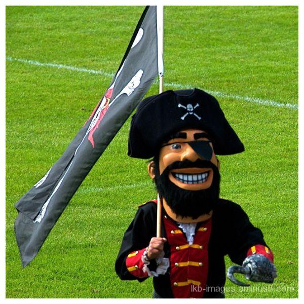 Pirates Mascot