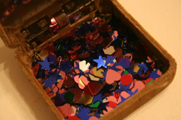 Sequins in a Box!