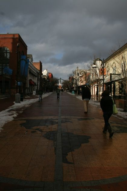 Church Street with Rochester's Love
