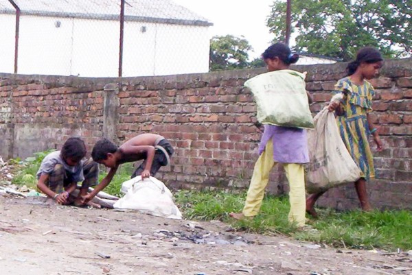 Child Labour problems in Nagaon
