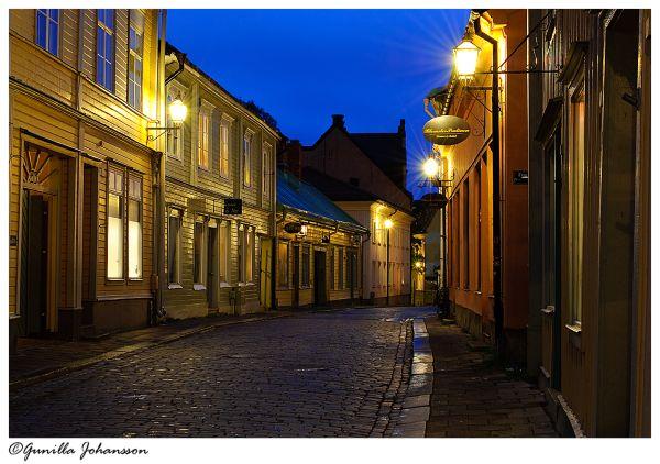 gamla staden,eskilstuna