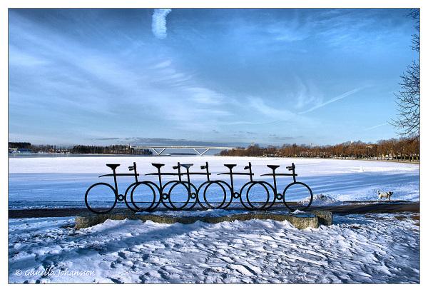 it´s still winter