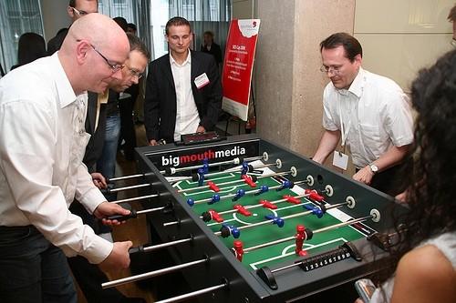 bigmouthmedia table football Germany