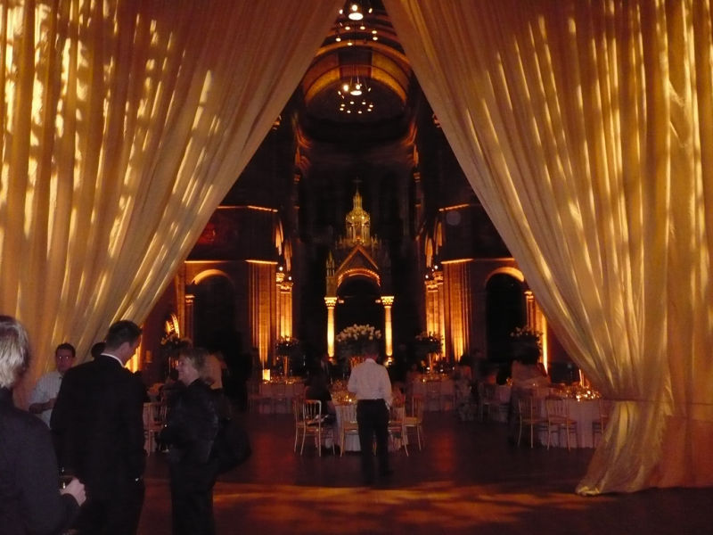 The grand room