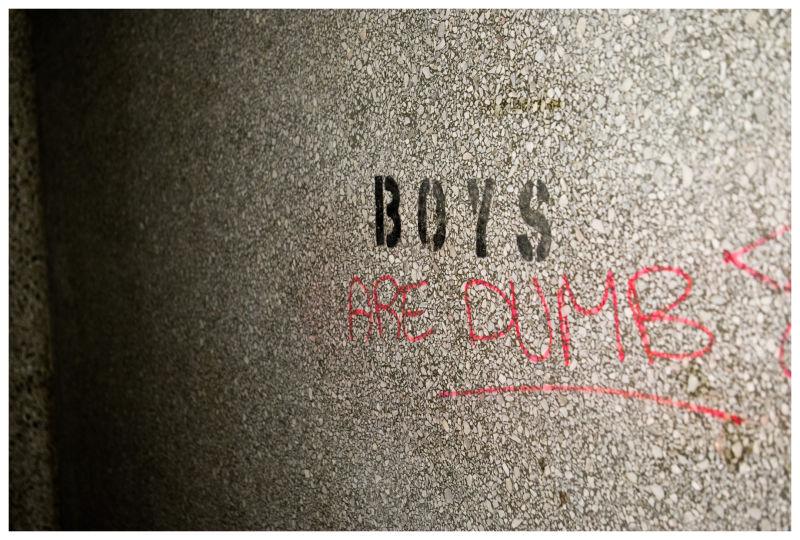 BOYS ARE DUMB