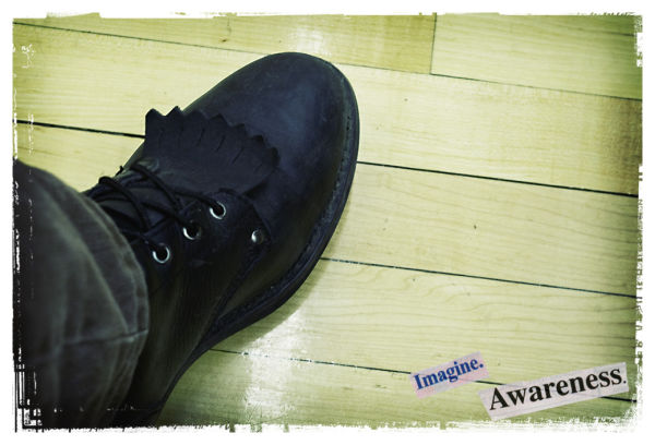 My Left Boot