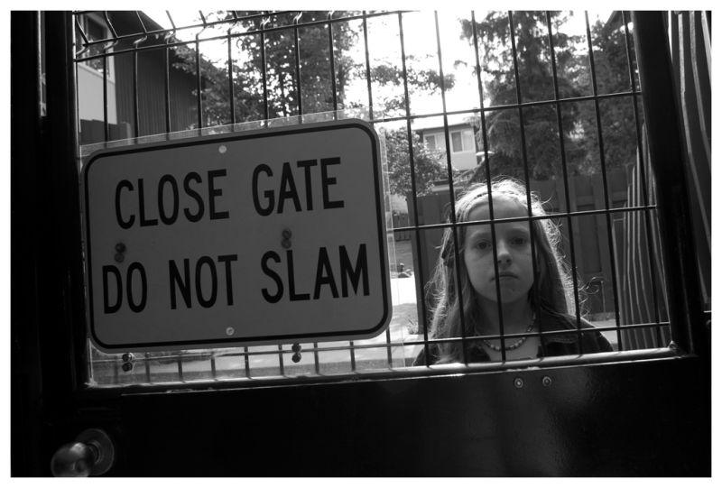 DO NOT SLAM
