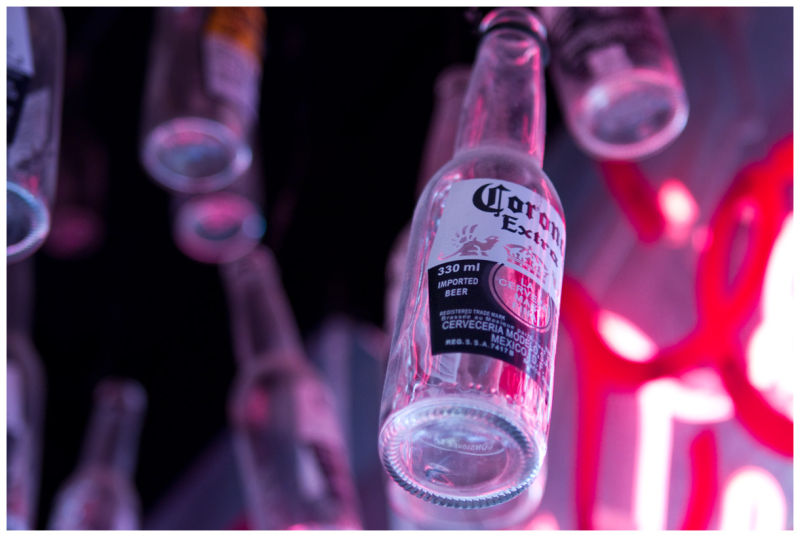 Beer Bottle Haiku