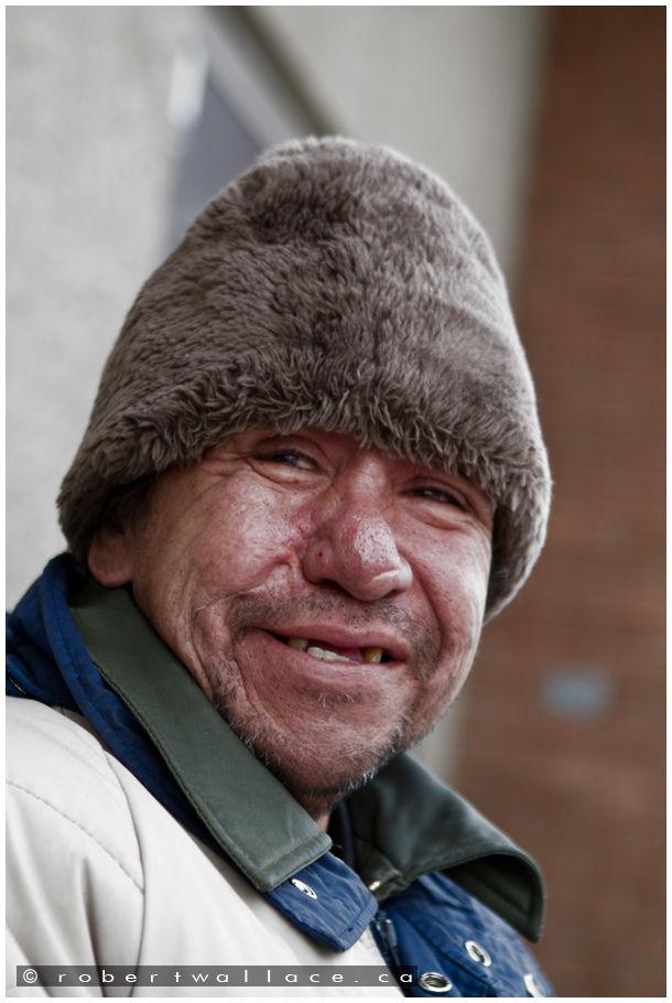Homeless in Edmonton Vl