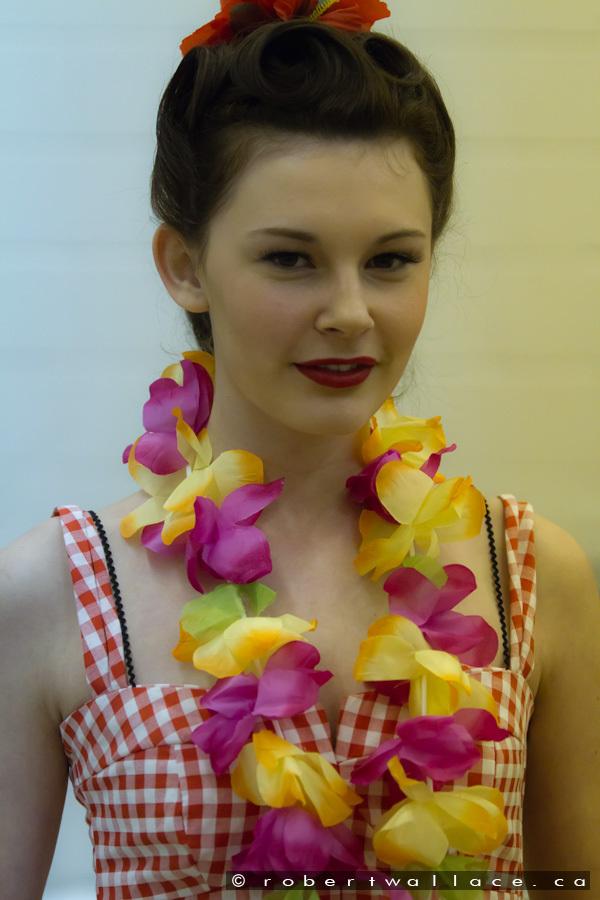 Swimsuit model 1