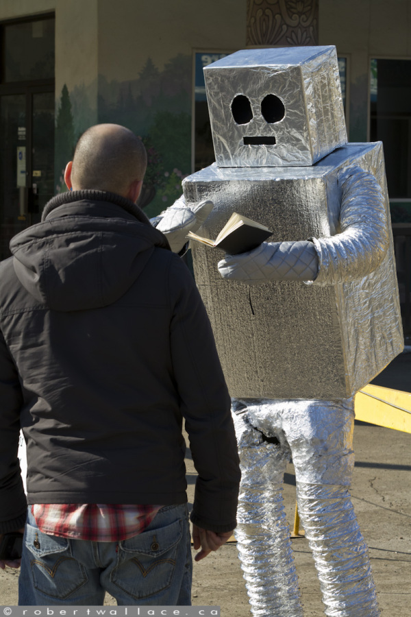 Robots on Whyte #5