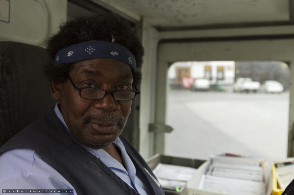 Norman the Postman