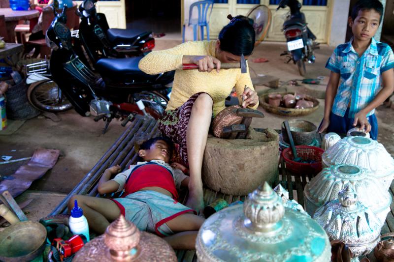 Kaoh Chen Copper I