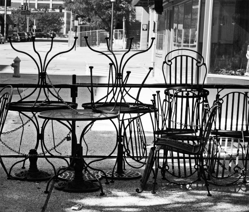 Angry Chairs
