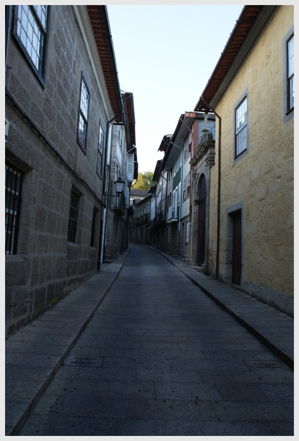 Rua em Guimarães