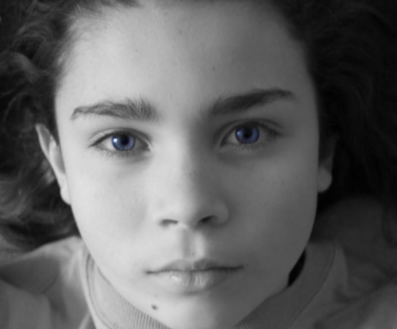Hatie Blue Eyes