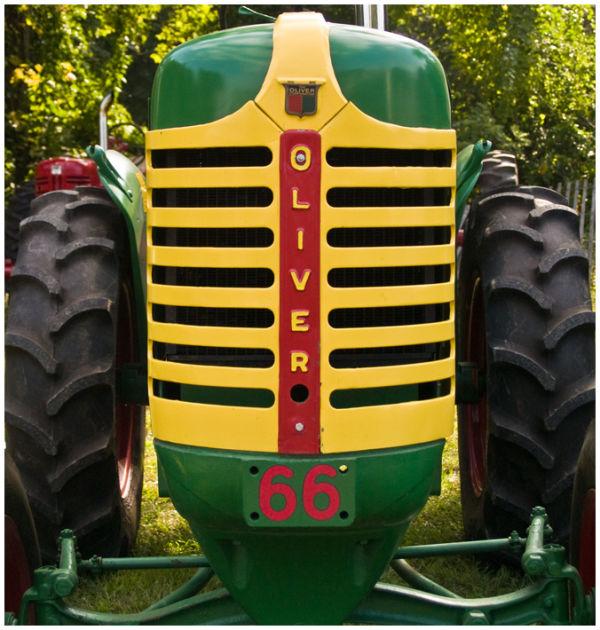 Oliver 66 Standard 1