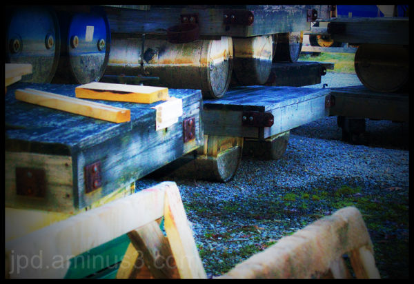 Winter Docks