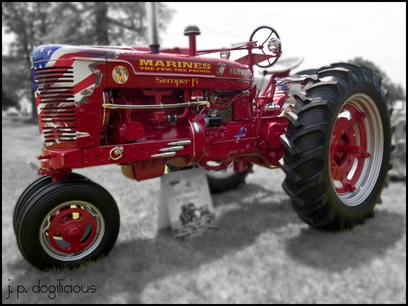 Custom Tractor