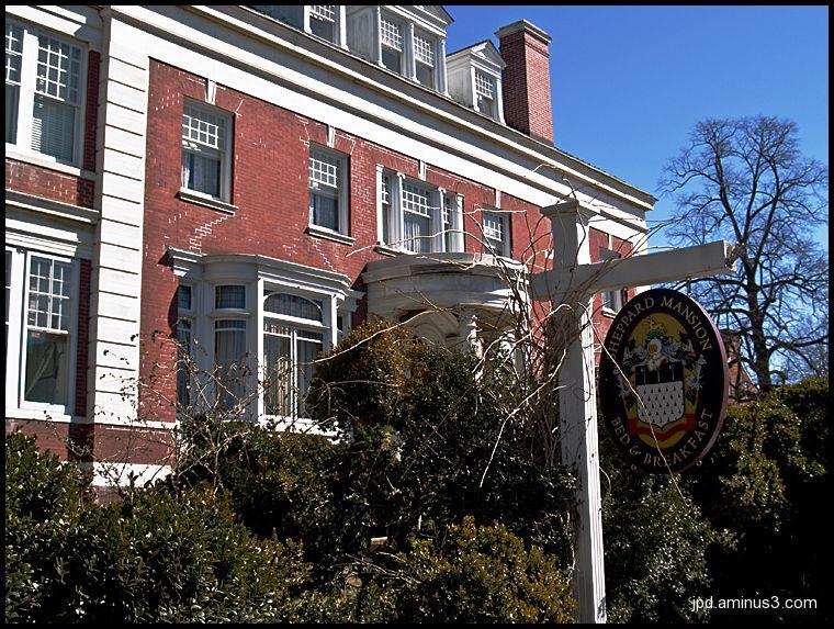 Sheppard Mansion