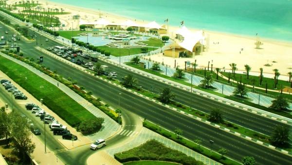 Abu Dhabi Corniche-III
