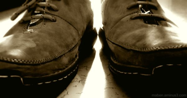 In my Shoes..