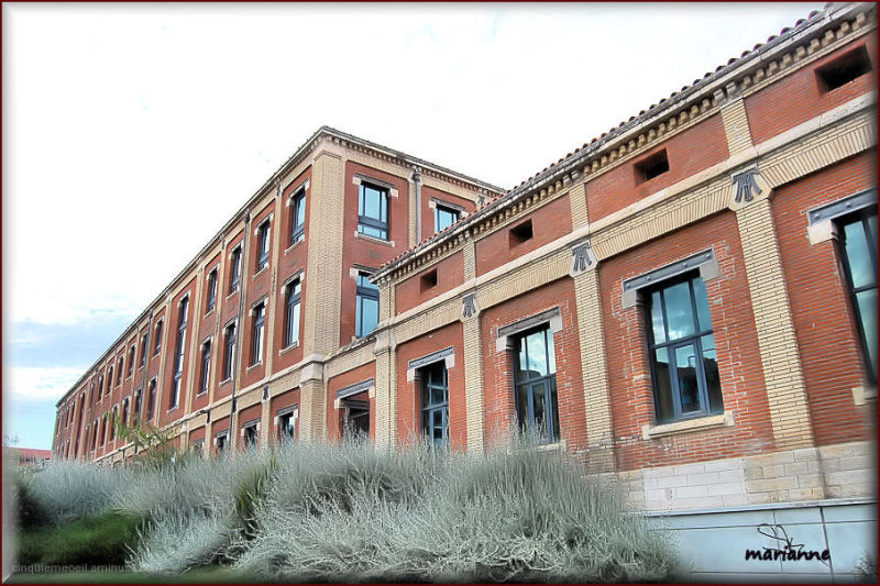 Université et résidences de luxe ...