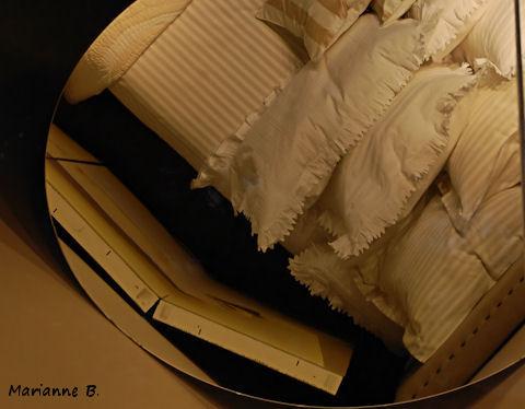 Rêve ... et Vie ... symbolique de l'oreiller.