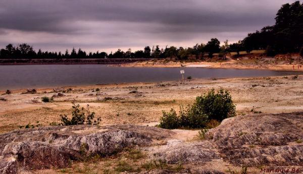 Le lac sans d'âme ...