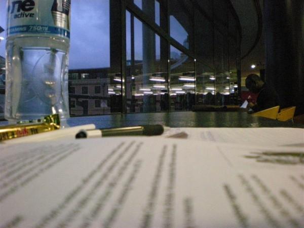 Study Study Study (food)