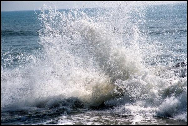 When the sea makes music