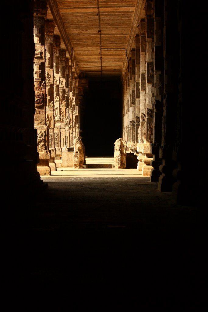Spiritual corridor