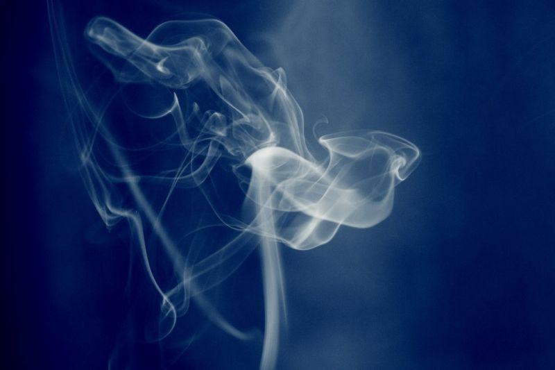 Smoke trails - 3