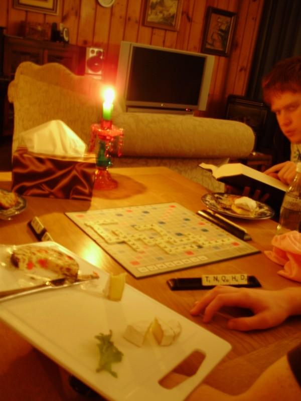 Classy Scrabble