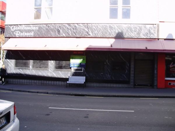 Ex-Strip bar for rent/purchace
