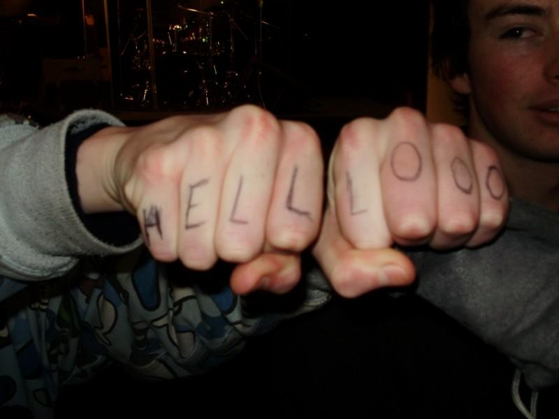 Helllooo