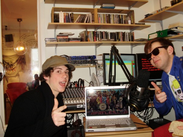 Midday Shenanigans (Our Radio Show)